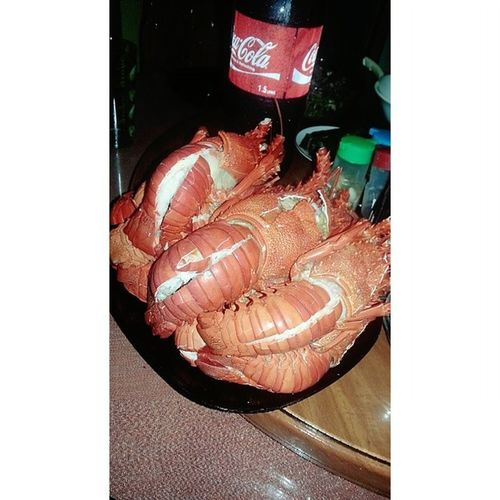 Lobsters anyone?! :D Lobsters Bigasslobsters