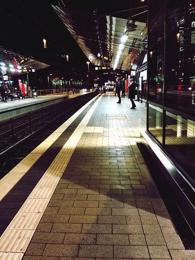 Check This Out Taking Photos Earlybirdlove Early Morning Subway Station Subway City Light Showcase: February Streetphotography Urbanphotography City Lights Bonn