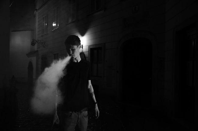 #B&W #blackandwhite #lifestyle #Lowlight #modeling  #Night #smoke #tattoo #vape #Vienna
