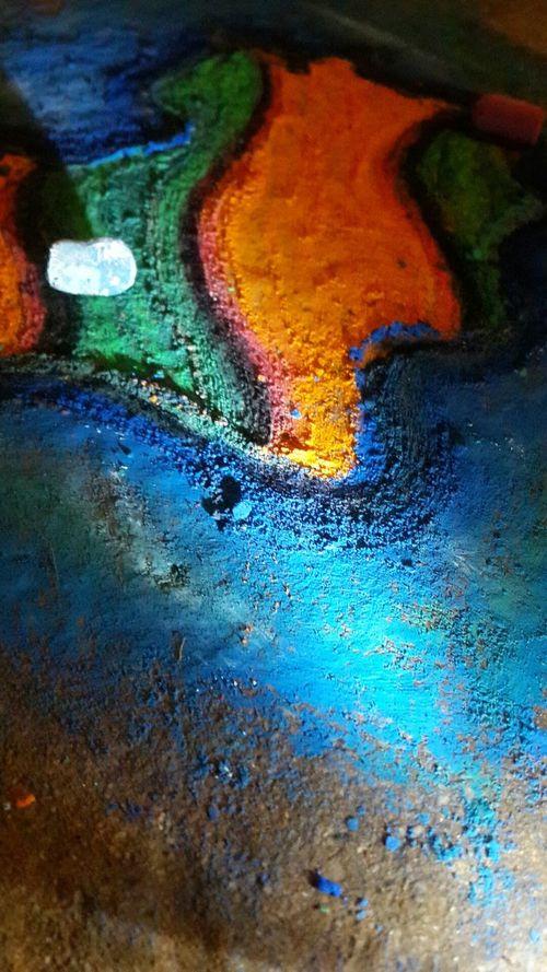 Chalk Art Chalk Dust Chalk Pastel Art  EyeEm Best Edits EyeEm Gallery Showcase: January After Dark Africa