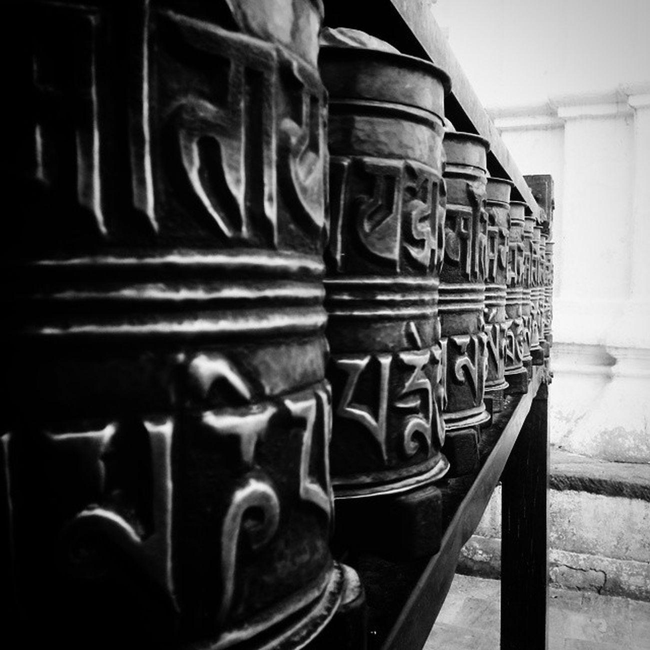 The Tibetan Prayer Wheel. Circumambulation The Illuminator - 2014 EyeEm Awards SpiritualBliss ShiwaaneeDcPhotography