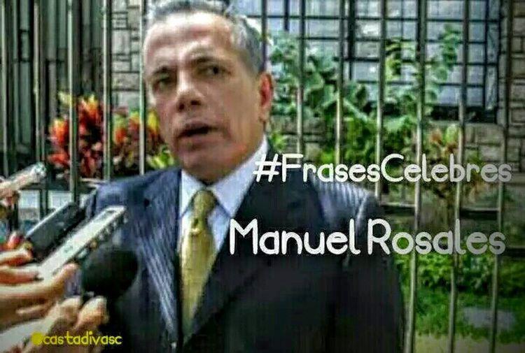 """FrasesCelebresManuelRosales """"No se le puede pedir peras al horno"""" Taking Photos Venezuelacambia VenezuelaMuereTuCallas LgG2Vzla LGoptmus VenezuelaSomosTodos LosVenezolanosPuedenVivirMejor Woiworld_resto"""