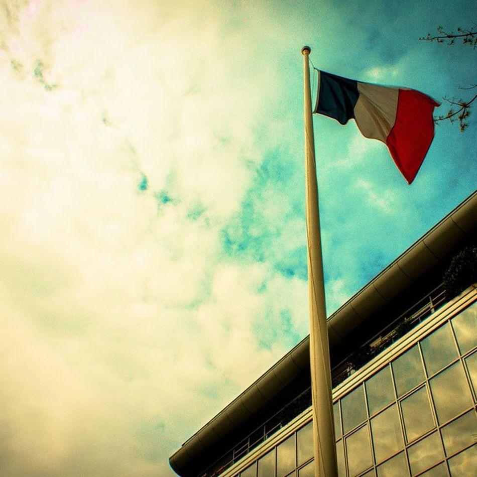Vscocam Frenchflag