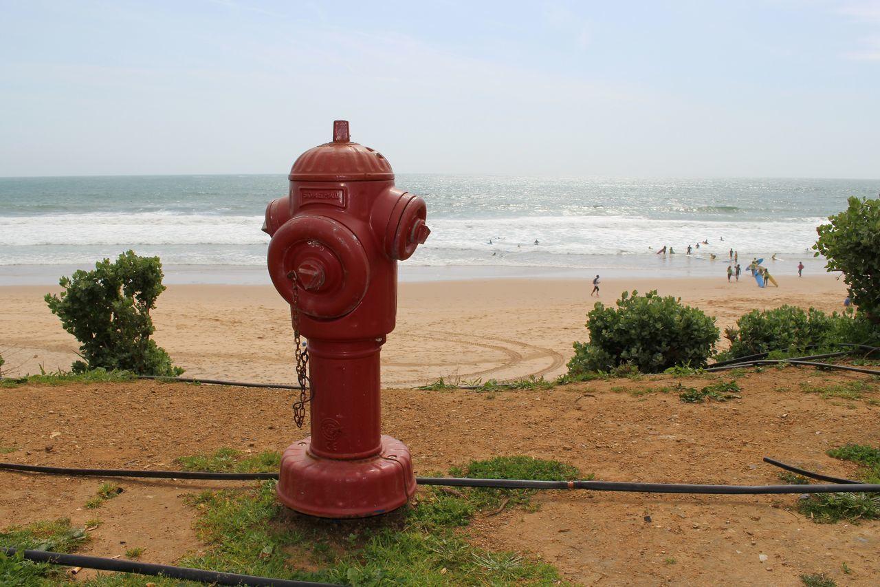 Beautiful stock photos of feuer, sea, beach, horizon over water, water