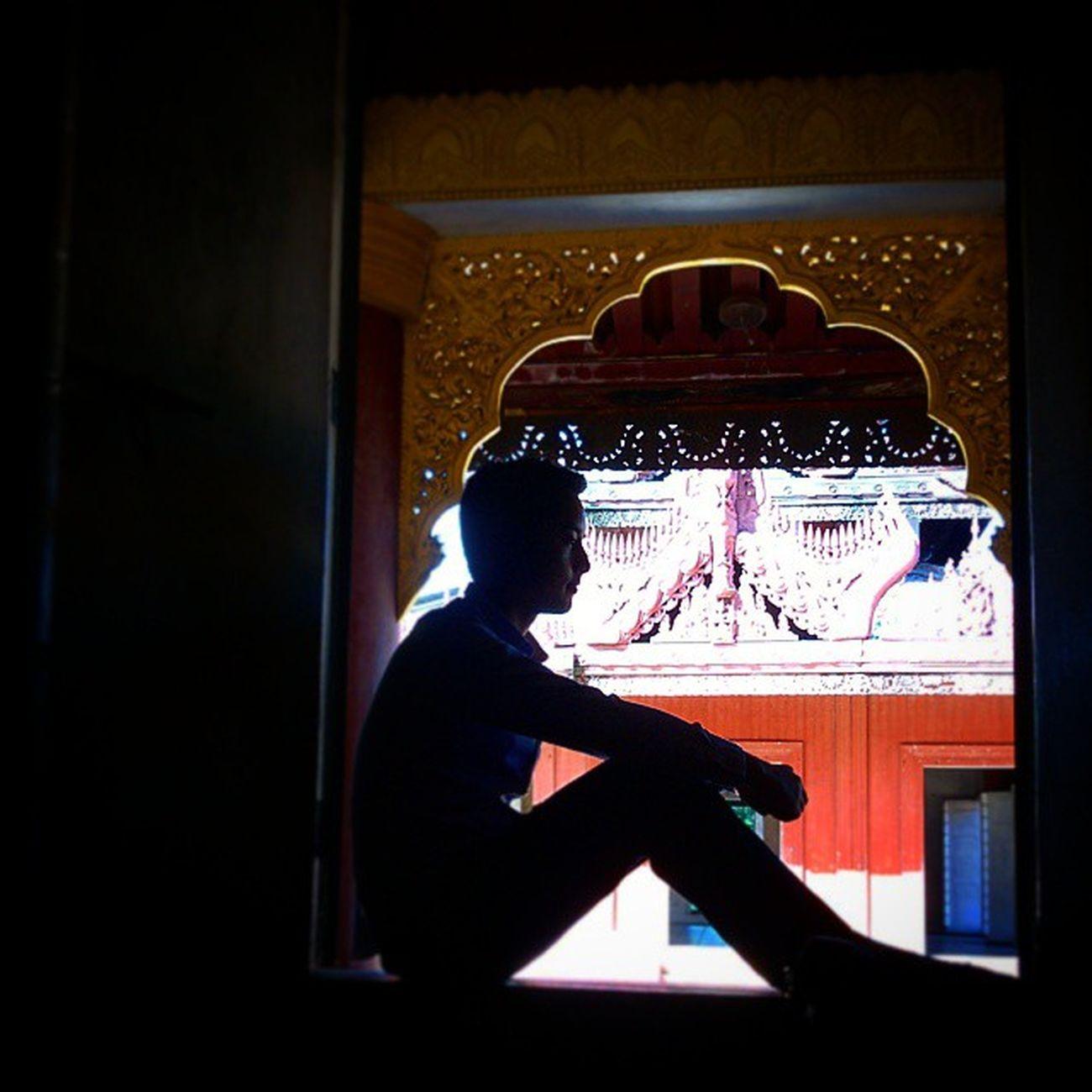 ဗားဂရာ BARGAYA MONASTERY Monastery Mandalay Myanmar Burma Ingersmandalay Ingersmandalay Igersmyanmar Igersmandalay Vscocam Vscomyanmar Bargayarmonastery Amarapura