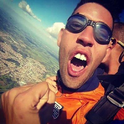 Isso foi adrenalina puuuuura!
