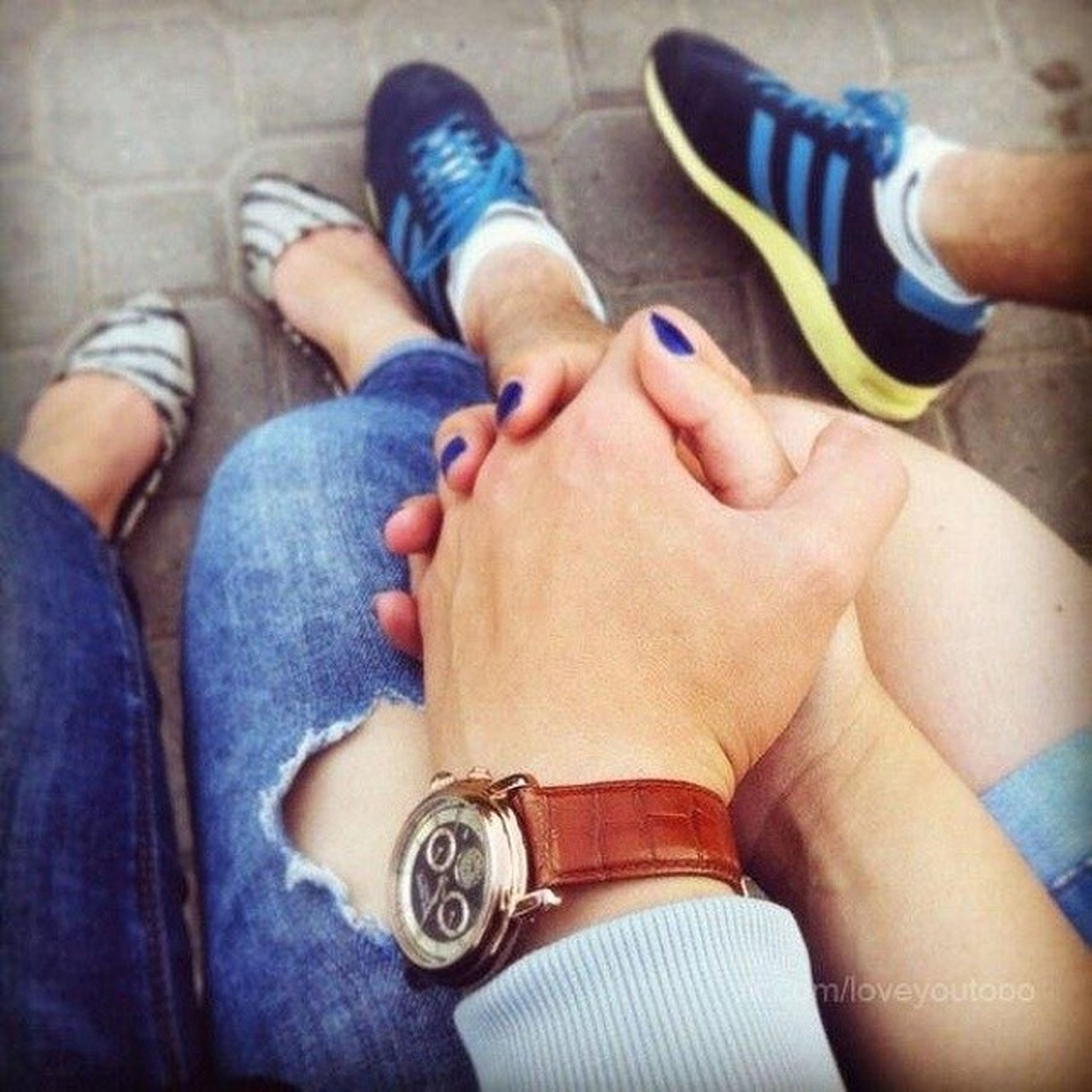 lifestyles, person, low section, leisure activity, togetherness, bonding, men, high angle view, childhood, indoors, casual clothing, love, sitting, boys, relaxation