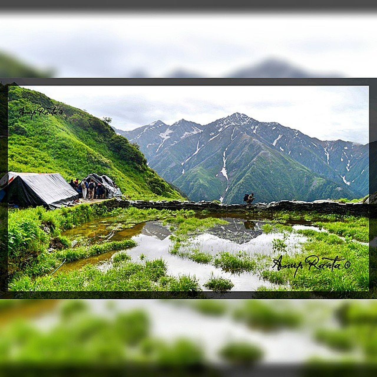 BheemTalai ShrikhandMahadev Adventure Trekking Travel