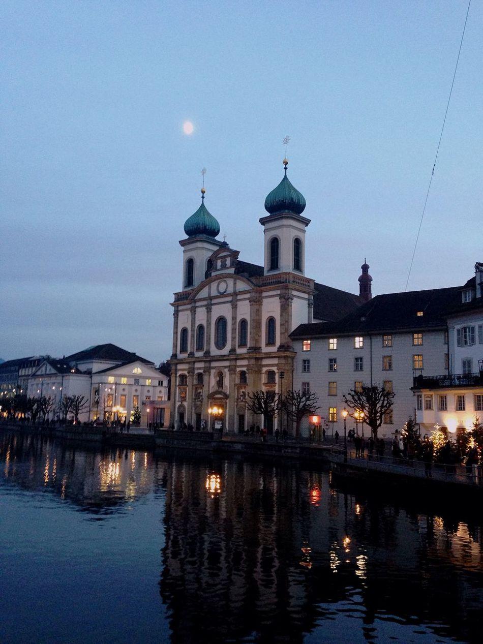 Jesuitenkirche Luzern Luzern, Switzerland
