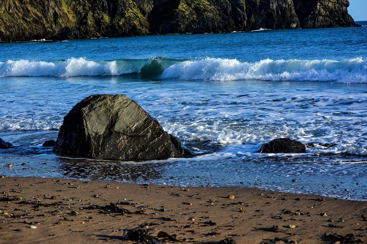 Water Day Nature Beauty In Nature Beautiful Sand Sea Stone Wawes Beach Beachphotography Beach Day Beach View Beauty Beachtime
