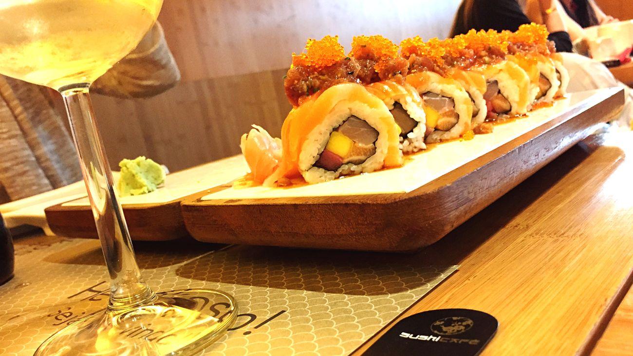 Sushi Lover Sushi Guanilho Almoço