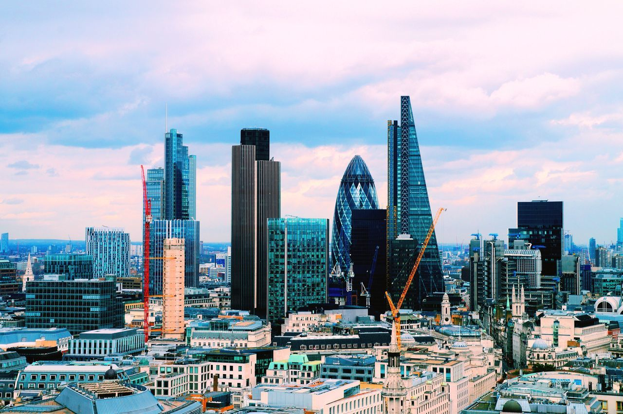 Top of St Paul's Cathedral London The Traveler - 2015 EyeEm Awards The Architect - 2015 EyeEm Awards Cityscapes