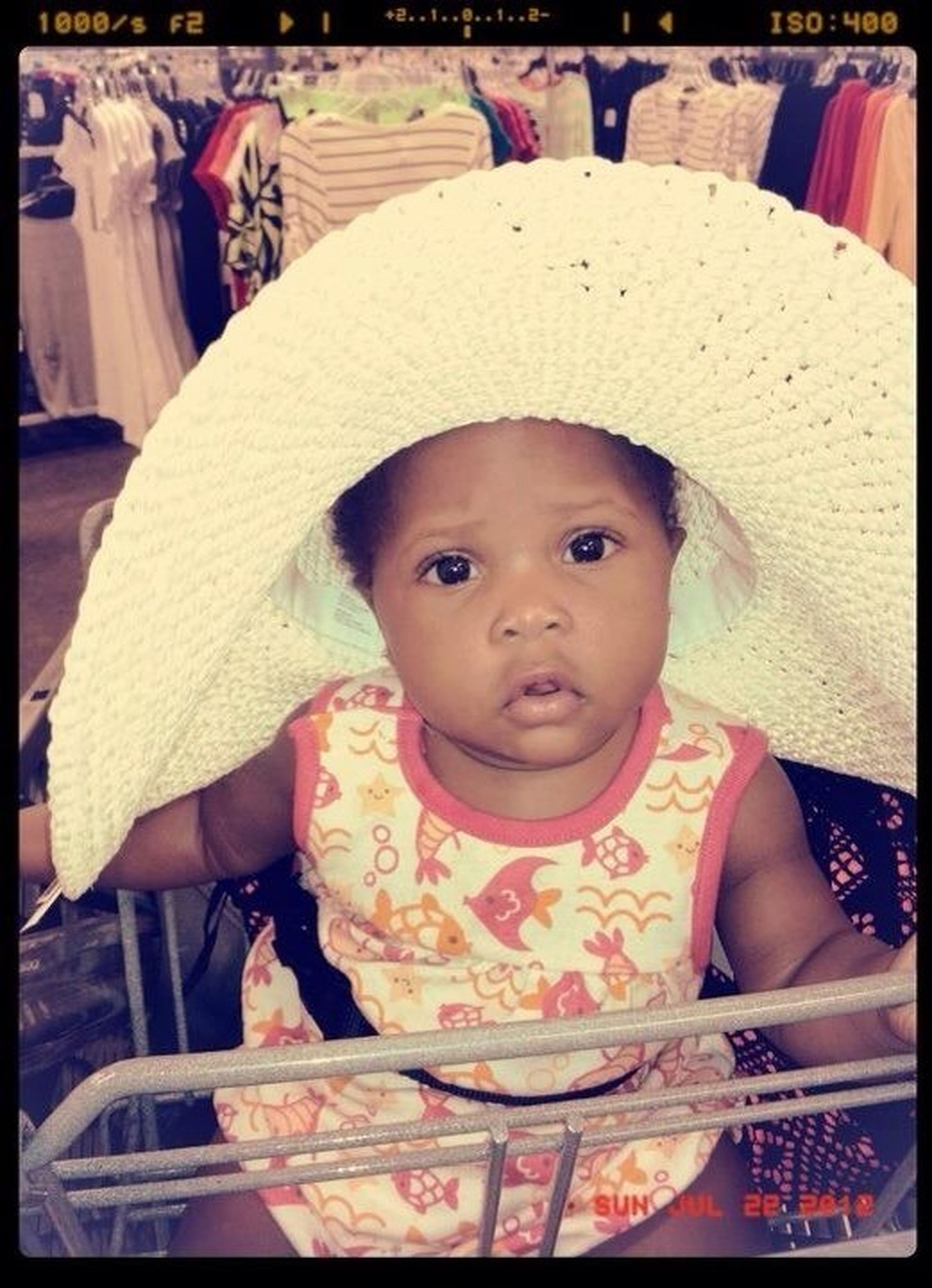 #@ The Store Wit My Lil Aggie Niece