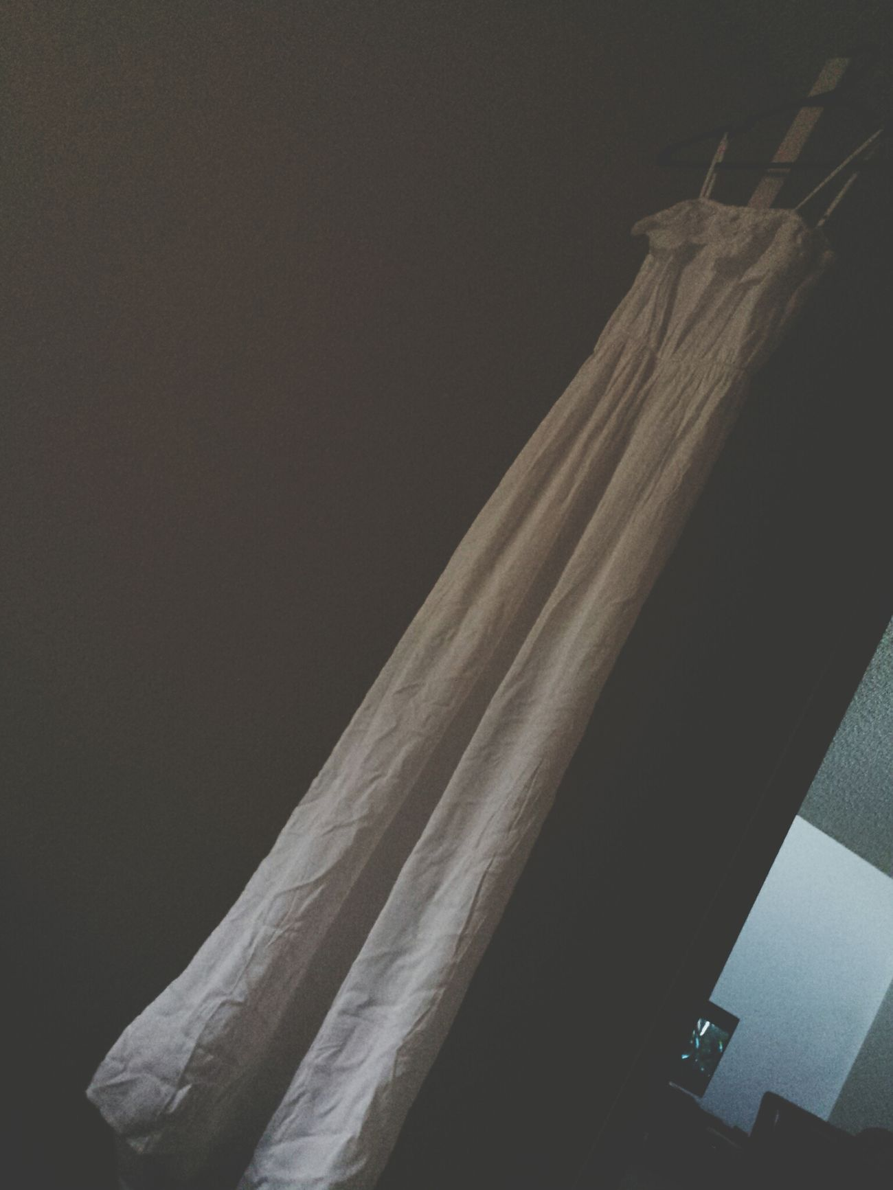tomorrows outfit. In A White Dress Summer ☀ Party Portrait