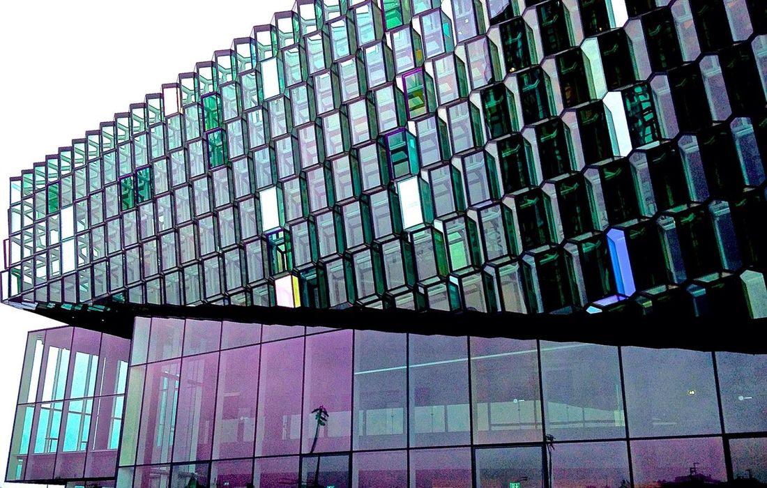 The Architect - 2015 EyeEm Awards Iceland Iceland_collection Iceland Memories Architecture Reykjavik Harpa Konzerthaus Olafur Eliasson Amazing Architecture Seeing The Sights The Architect - 2016 EyeEm Awards