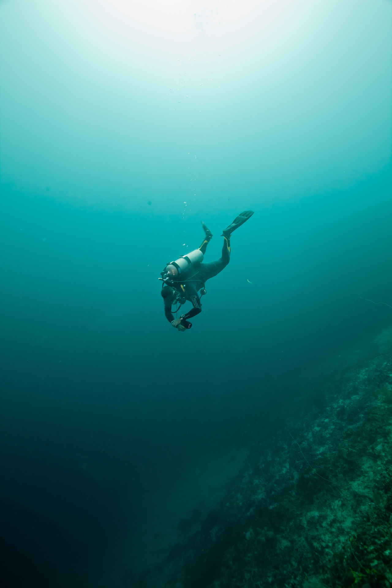Beautiful stock photos of underwater, Adventure, Aqualung - Diving Equipment, Coral, Cylinder
