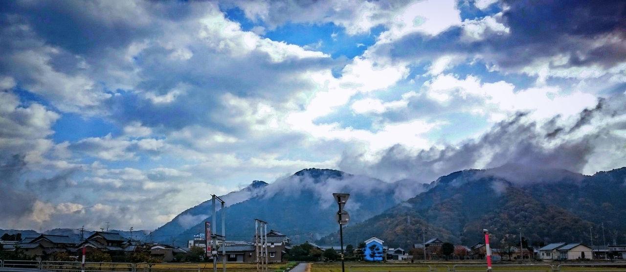 Landscape Sky Fukui 福井