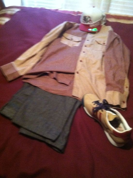 Outfit From Sayurday Doe!!