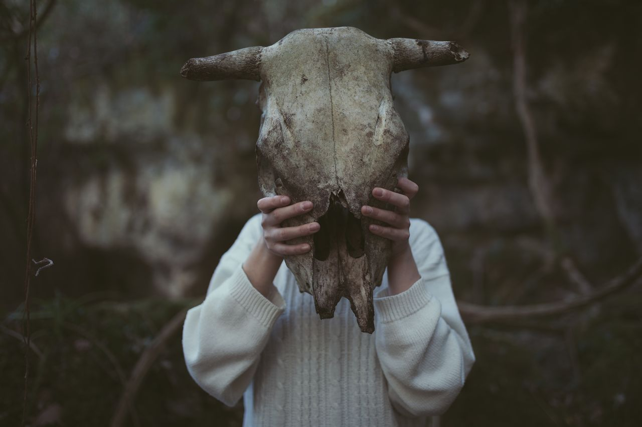 We can cross the forest but we can't survive from society. Celeste. Nature Skull Exploring Canon Power In Nature EyeEmNewHere EyeEm Best Shots EyeEm Gallery Nature Earth Portrait Of A Woman Beauty In Nature Sardegna Portrait Dark EyeEmNewHere The Week On EyeEm