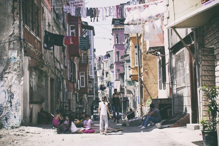 #istanbul #kids #kidsplaying #peopleplaces #poor #poorstreet #Turkey #WashingtonDC #washingtonmonument Architecture Building Exterior City City Life City Street Residential Building Residential District Urban Window