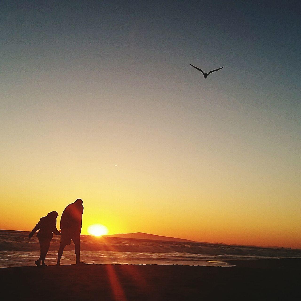 Lifeisbeautiful Sunset Love ♥ Together Beach Photography Hello World Enjoying Life Today :) Nice Weather Nice View So Beautiful ♥♥ FreeTime First Eyeem Photo 함께걷는인생 조으다 순간