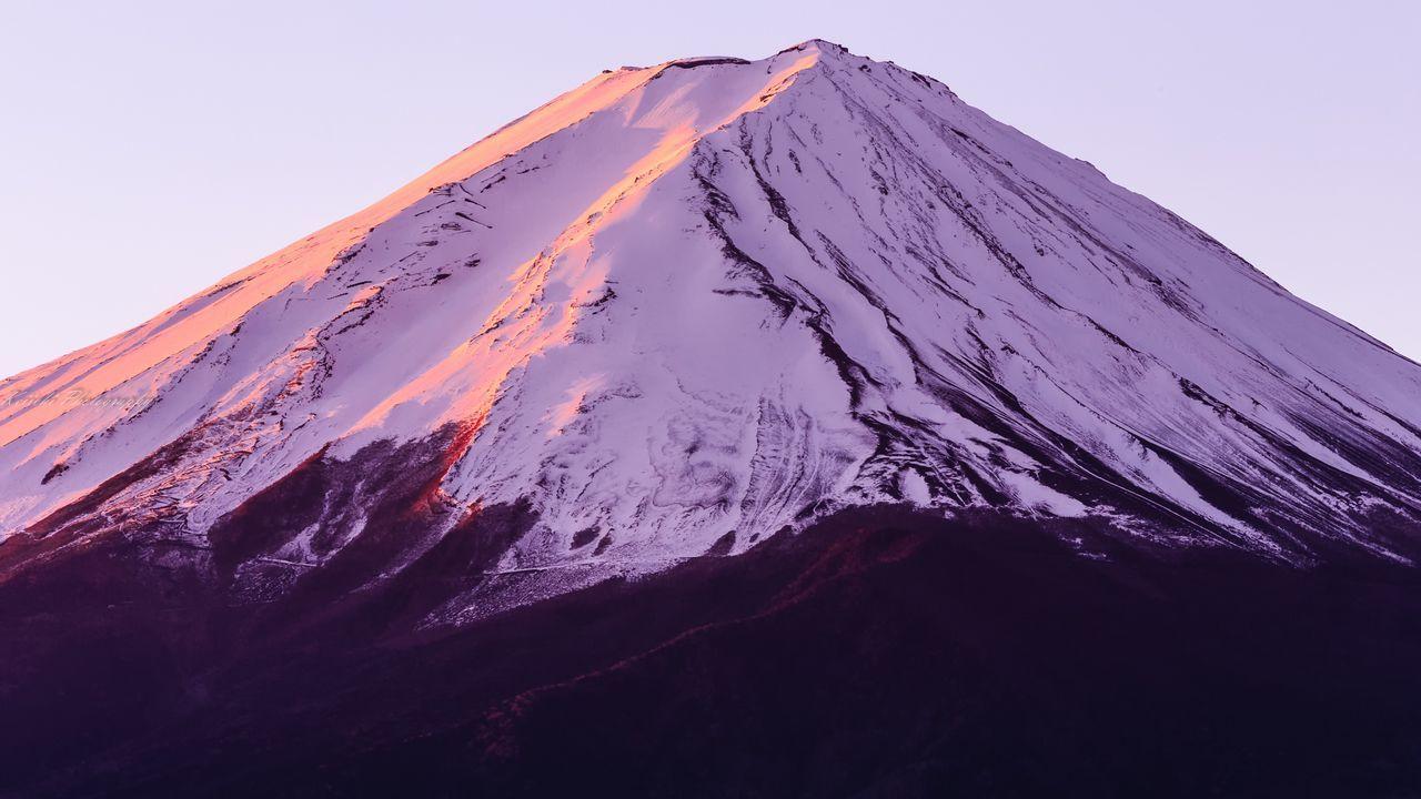Landscape Winter Mountain Lake Sunrise & Sunset Mt. Fuji 富士山 富士山大好き Japan Photography