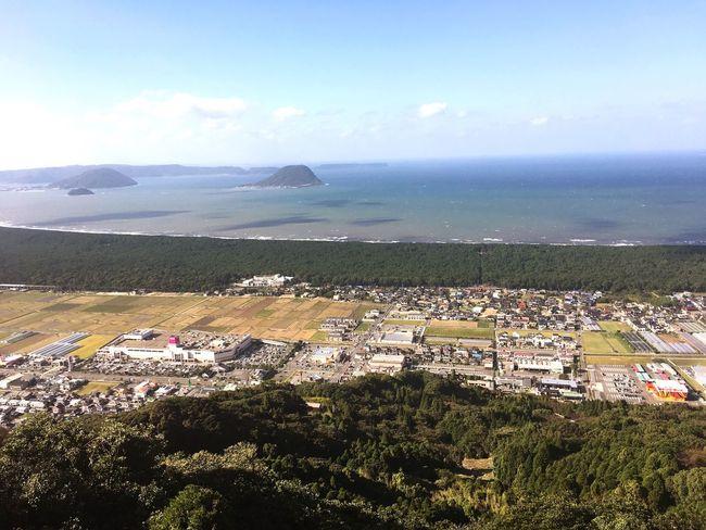 佐賀 鏡山 癒し 絶景