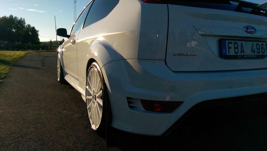 Car Wash Ford Focus Rs No Edit/no Filter Race Car