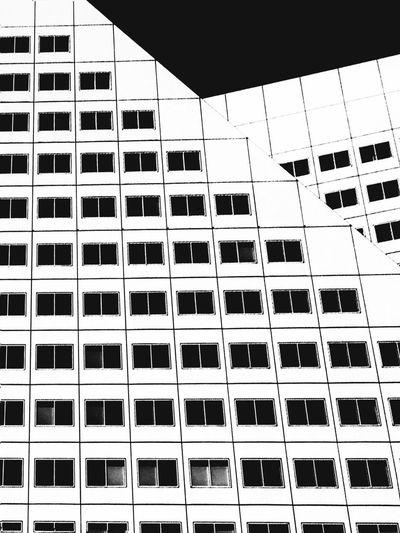 Amazing city architecture Architecture Building Exterior Built Structure Low Angle View Window Modern Colour Your Horizn