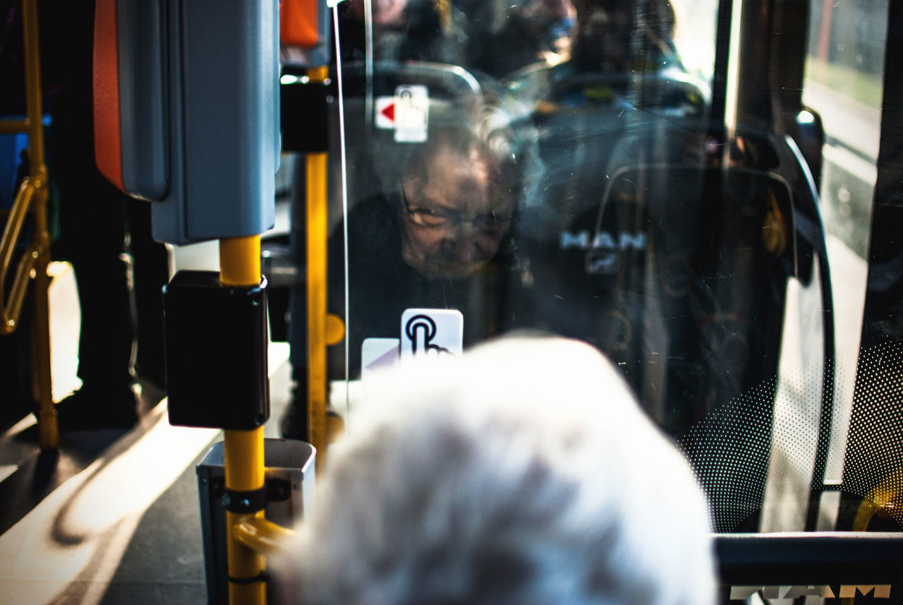 Adult Adults Only City Day Discover Your City Elderly Europe Indoors  Light And Shadow Men Nikon One Person People Reflection Streetphotography The Week Of Eyeem Winter