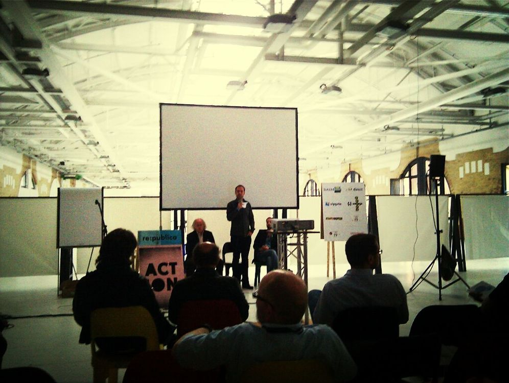 at re:publica 2012 by bnzlovesyou