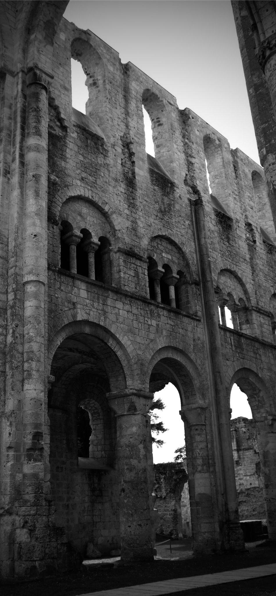 Abbaye Jumièges Normandie
