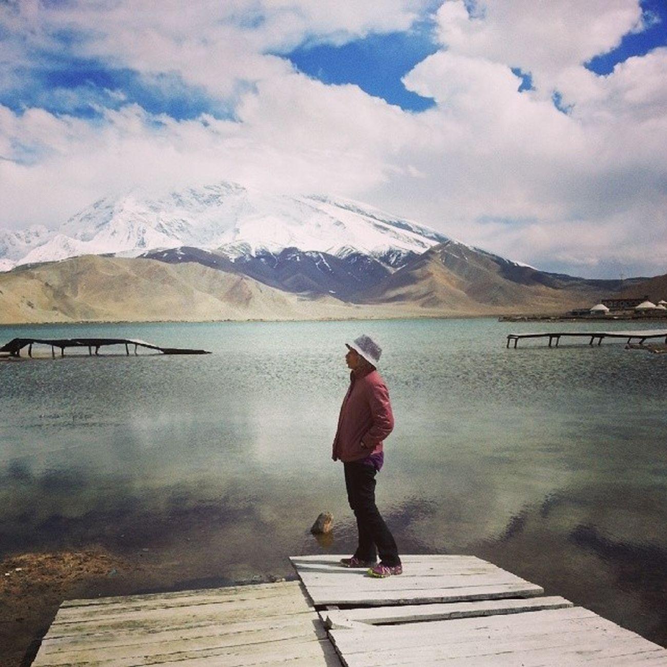 KarakulLake XinjiangprovinceChina Myjourney2014 Travellers Travel2014