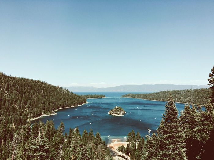 Lake Tahoe IPhoneography Rnifilms