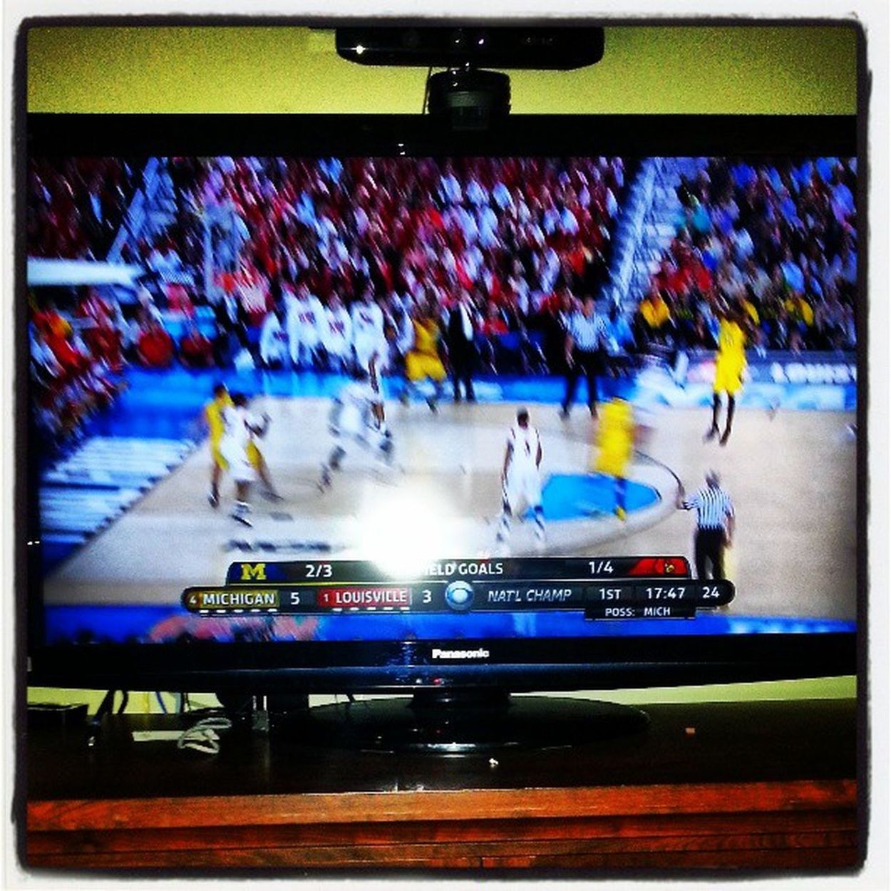 GoBlue Amidreaming Cbs NCAA Champion Wolverines
