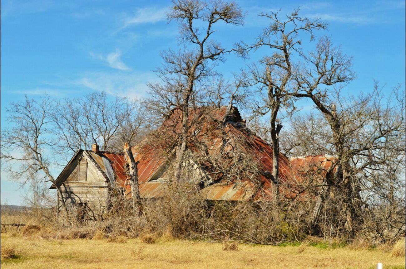 Abandoned Rust Gonebutstanding EyeAmRuralAmerica