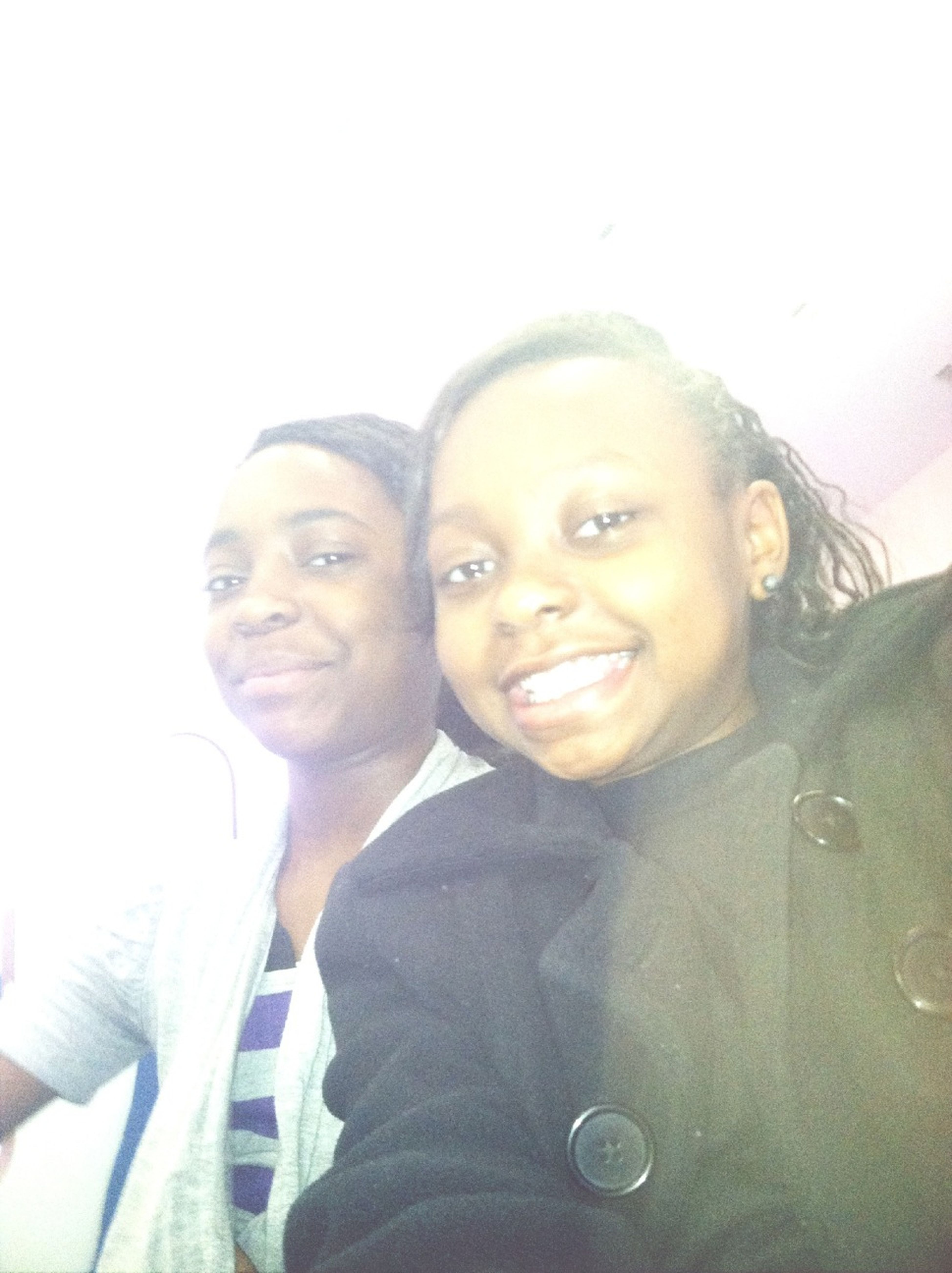 At  Church With My Bff Like Forever