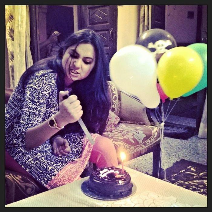 Killedit CakeCutting AnkudaStyle Haha Balloons Birthday