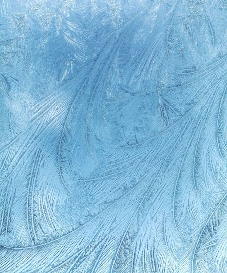 Ice flowers on my car window this morningIce Crystals Cold Blue Textured  No People Close-up Art Is Everywhere Break The Mold The Great Outdoors - 2017 EyeEm Awards Perspectives On Nature