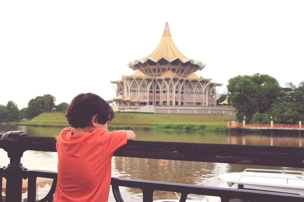 Hidden Gems  Waterfront Kuching_waterfront Kuching Malaysia