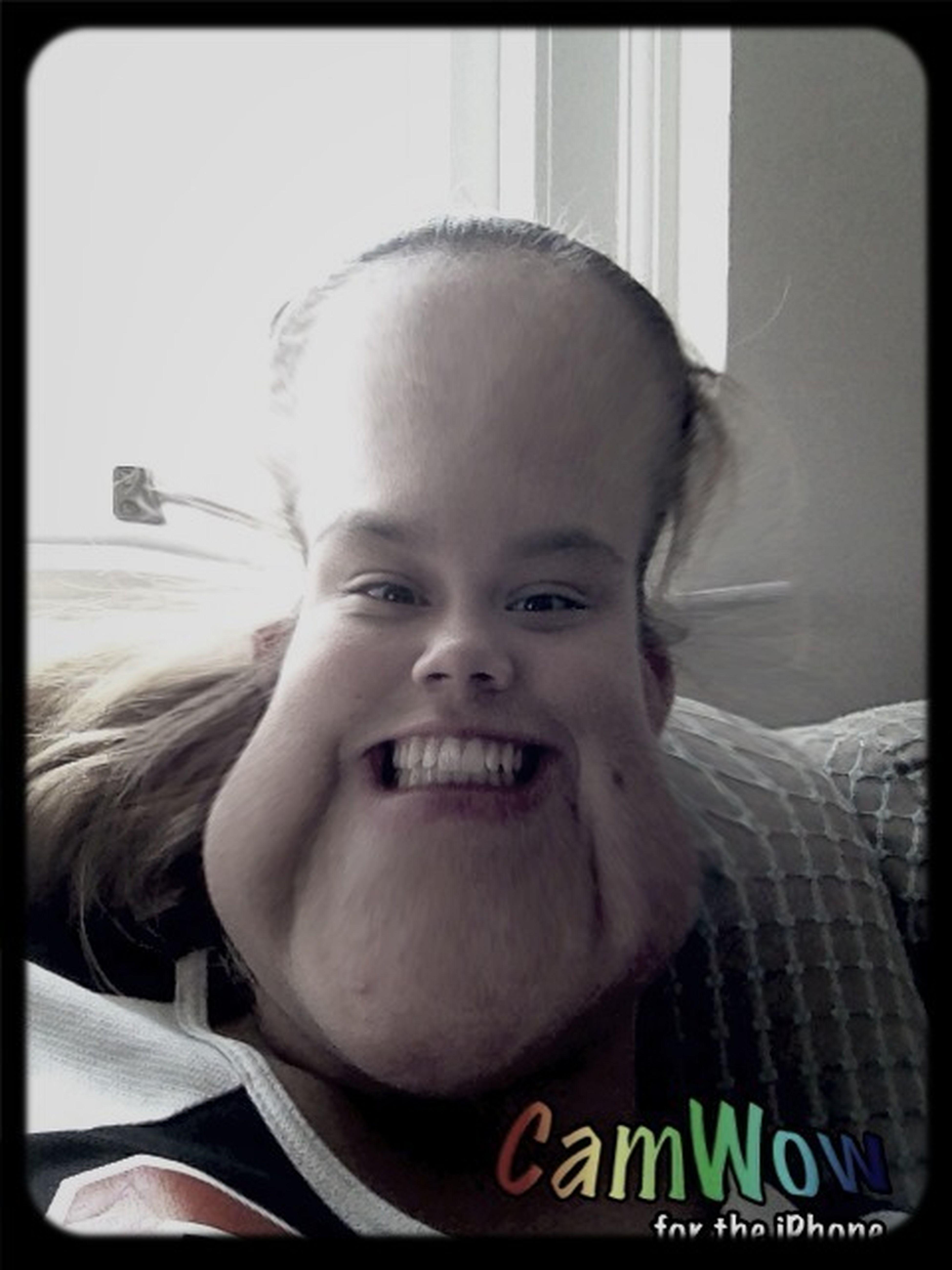 Deformed Face