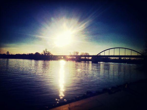 Sundown Sunset_collection Beautifulplaces Bridge