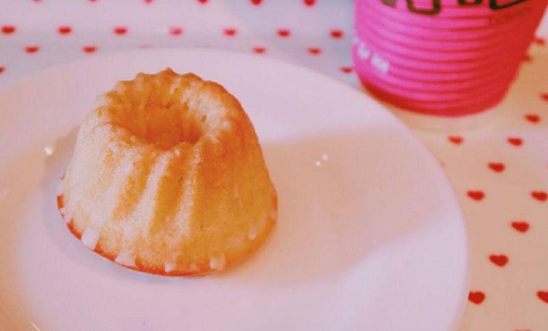檸檬奶奶,真可愛🍋。 Tianba 甜吧 Lemon Cake Cake Dessert Taipei