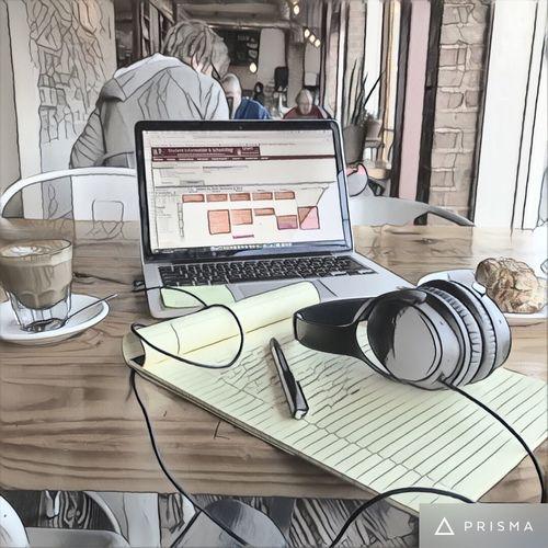 Study Coffee Time Coffee Coffee Shop