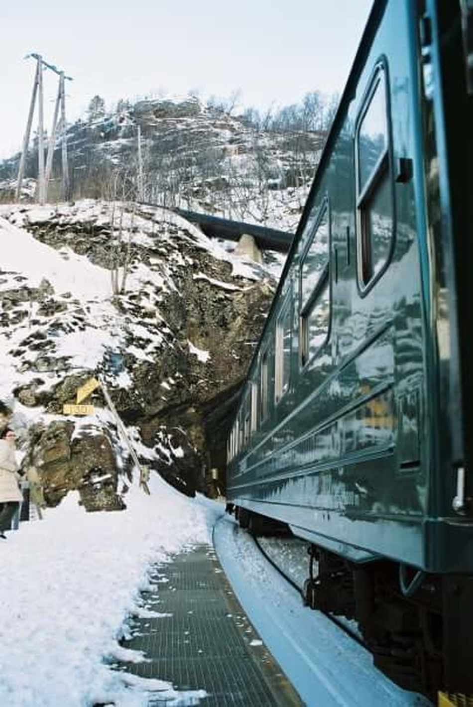 The Journey Is The Destination Noruega Popular Photos Taking Photos Holiday Train 35mm