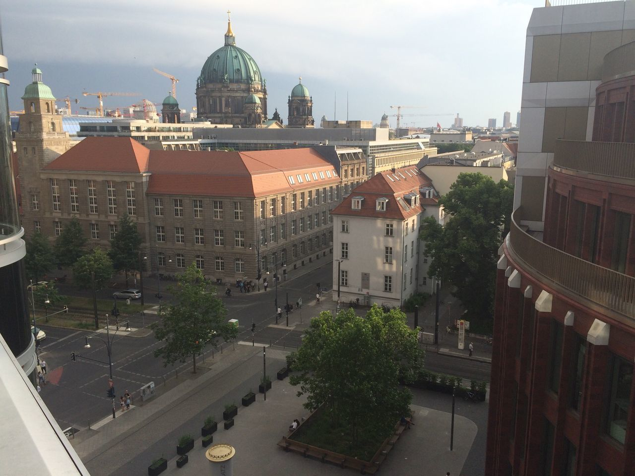 Berlin Officeview Berlinerdom