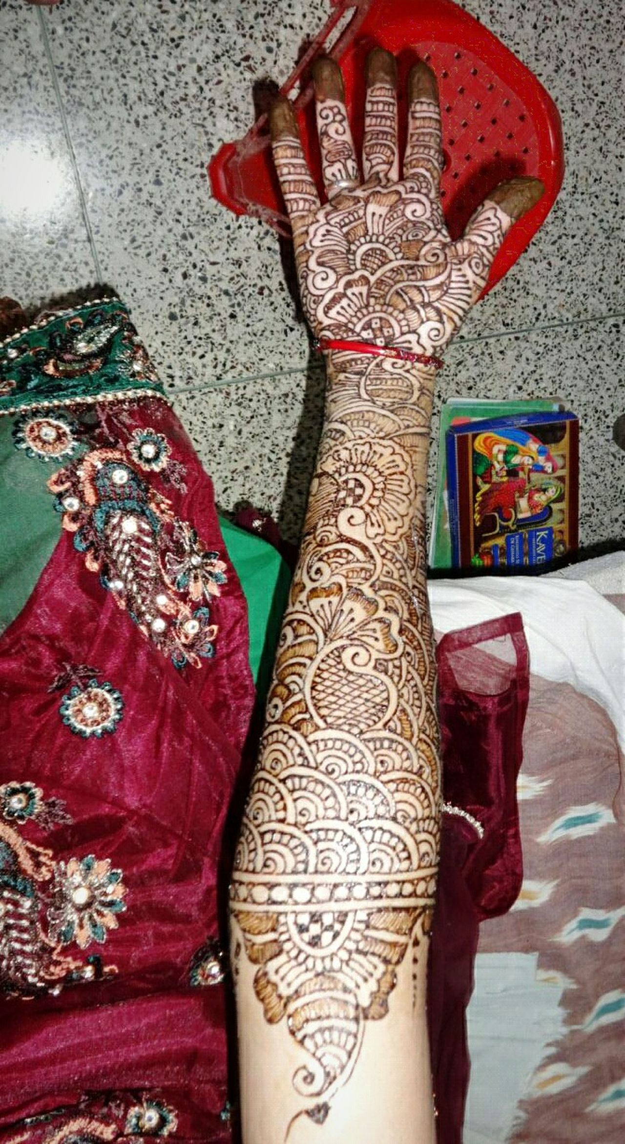 Memories ❤ Indian Tattoo Art Mehendi_design Mehendi Indian Marriage Rituals