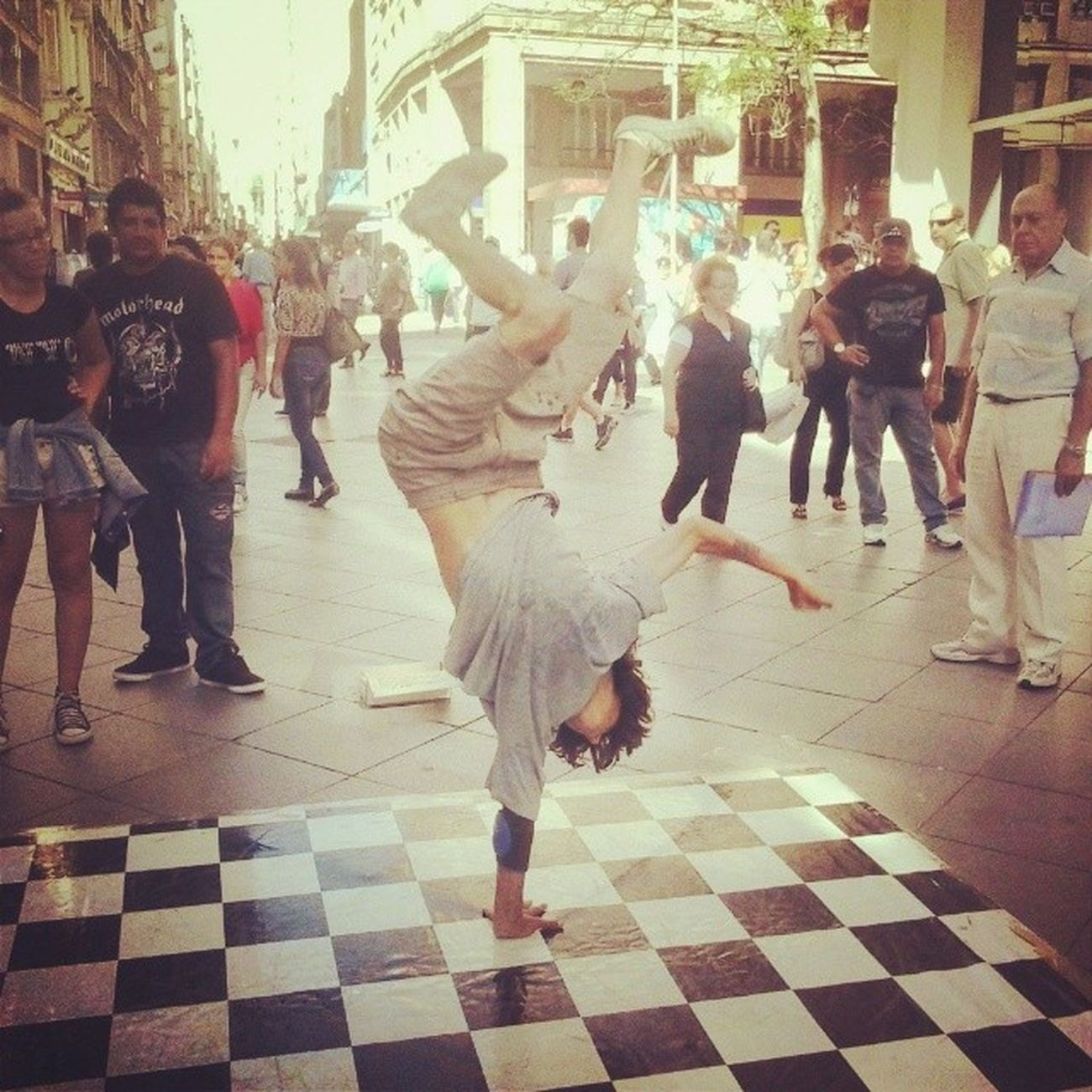Cultura é a rua Bboyz Restinga