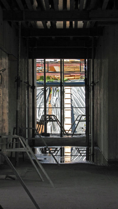 Construction Site Architecture Building Industry Built Structure Construction Industry Construction Work Indoors  No People