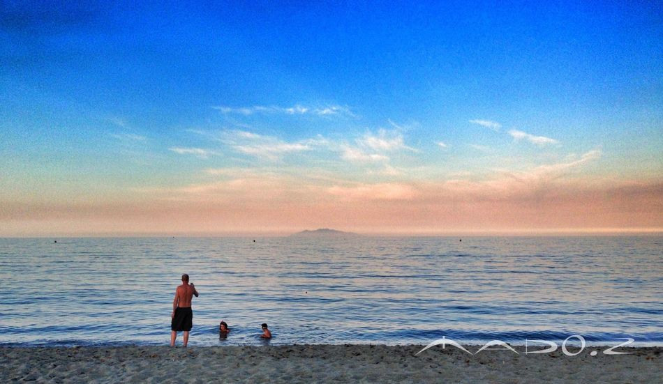 Part of a family on holiday ? 25daysofsummer EyeEm Nature Lover Water_collection Sunset_collection